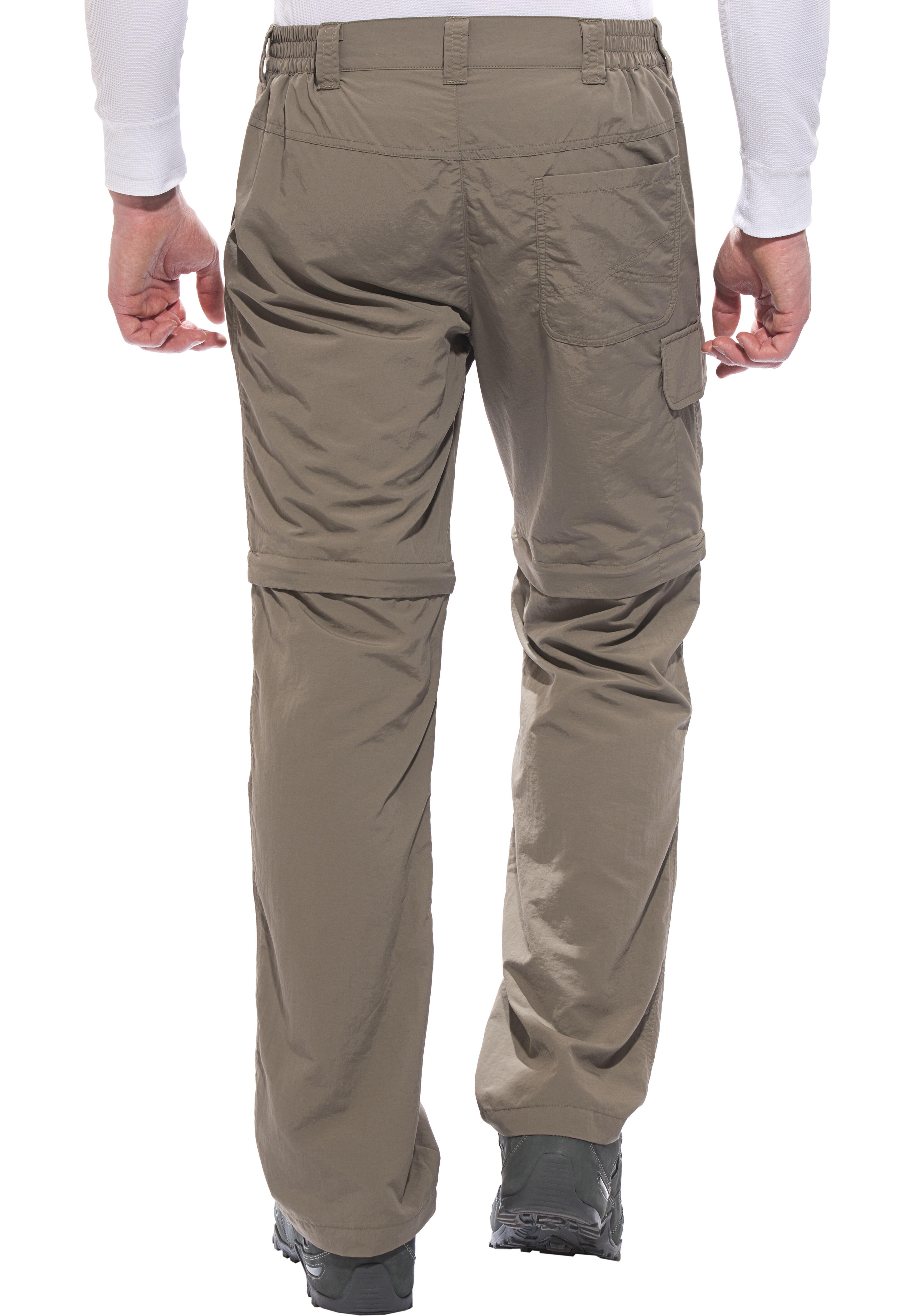 dbec8a9bd9 axant Alps - Pantalones Hombre - beige